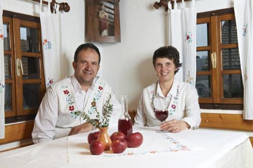 Milena in Franc Tomše