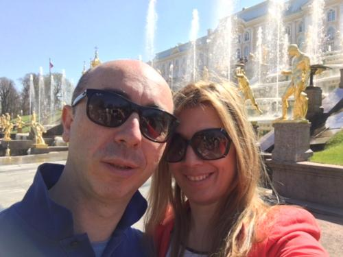 Francesco e Irina