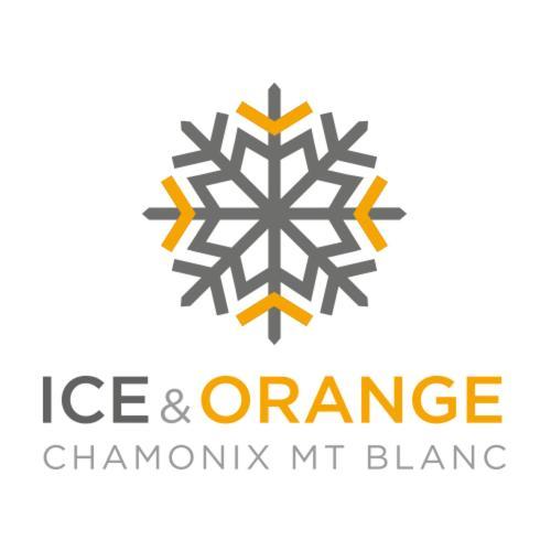 ice and orange