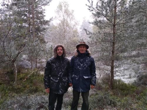Thomas and Ben