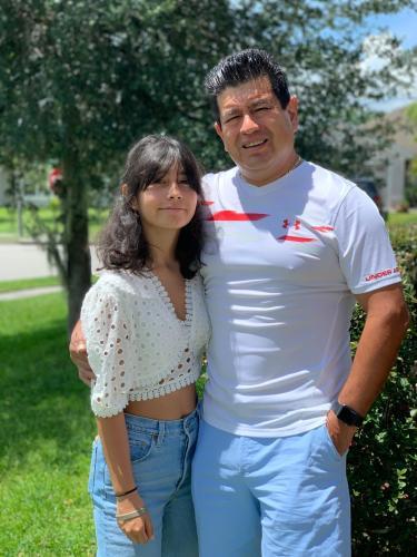 Flavio and Leilany