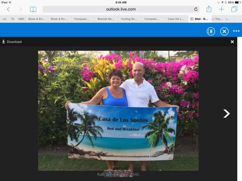 Murray and Brenda Neufeld