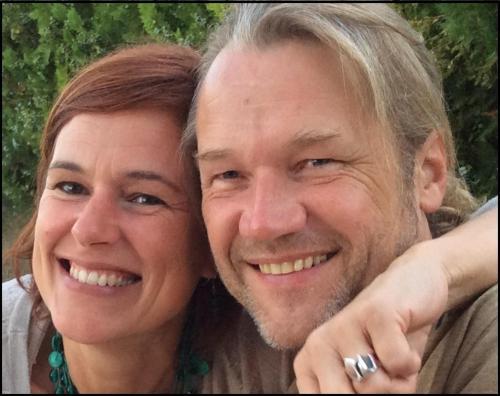 Dominique and René