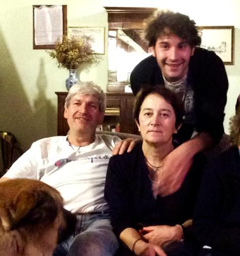 Patrizia,Ernesto,Marco e Luna
