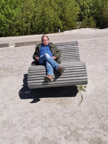 Rheinufer am Hindenburgpark