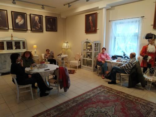 Restaurace U muzea (kavárna U muzea, s.r.o.)