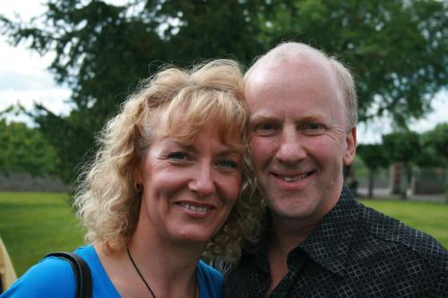 Trevor and Kim