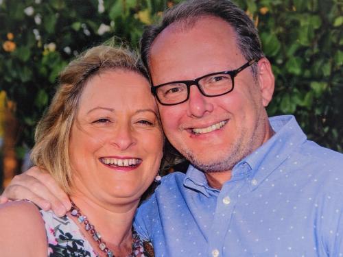 Gregg & Jacqui Ross