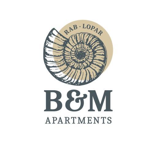B&M Apartments Rab Lopar