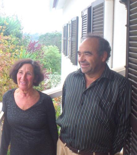 Gabriel Soares e Maria Augusta Soares