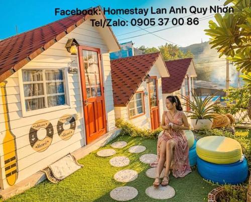 La beach house Nhơn Lý Quy Nhơn