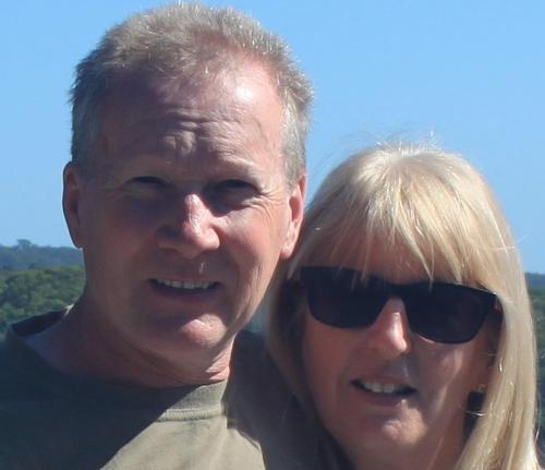 Debbie and Peter Payne
