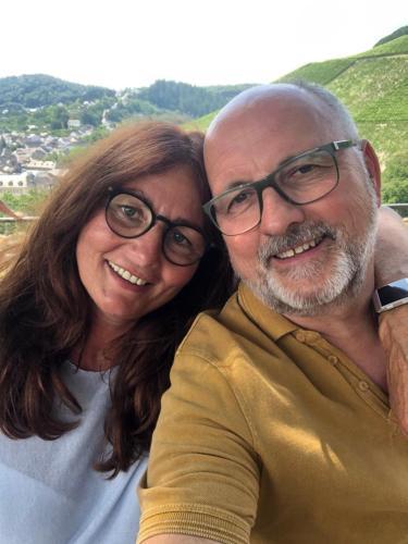 Birgit und Uwe Seuferle