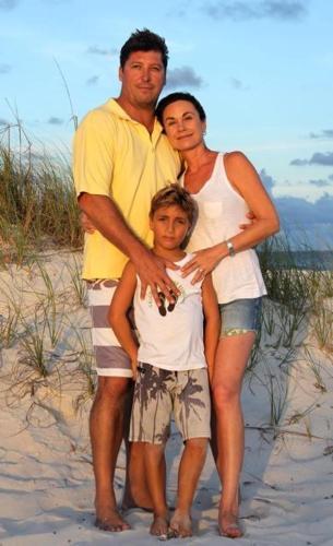 Riann, Karien and Daniel