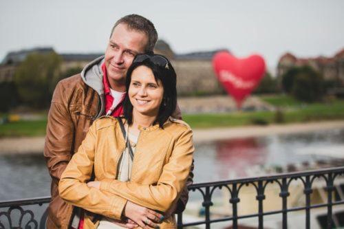 Magda und Dirk Prange