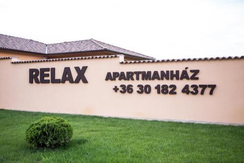 Relax Apartmanház
